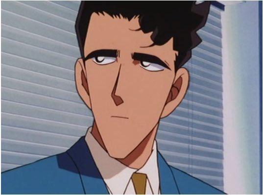 【コナン】白鳥警部と小林澄子のアニメ登場回は何話?声優や黒幕説も!