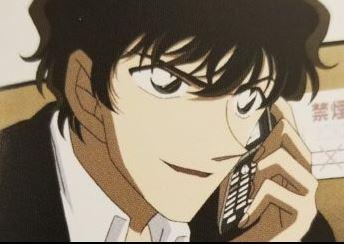 【コナン】映画純黒の悪夢で赤井と安室が対決!松田陣平って誰?