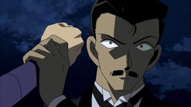 【コナン】映画「水平線上の陰謀」の小五郎の名言!犯人の声優は?
