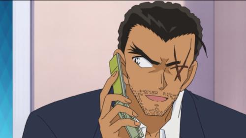 【コナン】大和勘助の声優や登場回は?当初はラム候補だった?