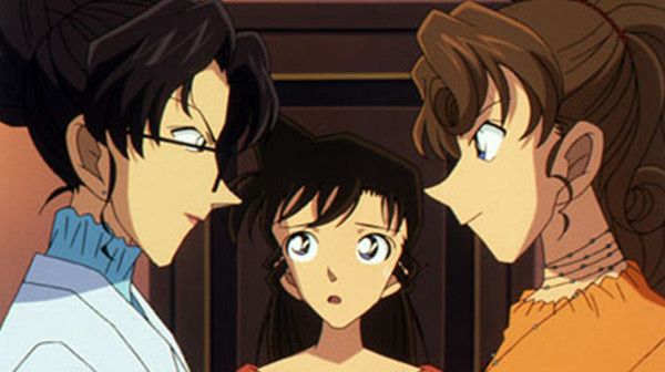 【コナン】有希子と英理の関係とは?2人の登場回はアニメの何話?