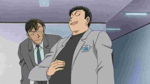 【コナン】千葉刑事の声優は変わった?痩せた姿はアニメ何話で登場?