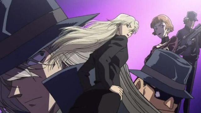 【コナン】純黒の悪夢の登場人物が豪華!キュラソーの声優は誰?