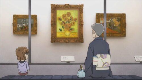 【コナン】業火の向日葵の美術館のモデルは?ゲスト声優が下手?