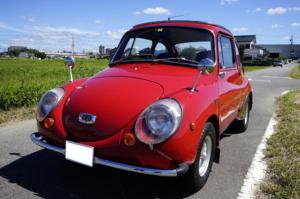 赤井の車の型番とナンバーの意味