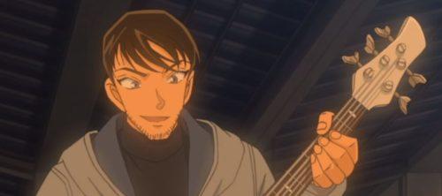 【コナン】赤井秀一の声優下手?安室との関係や工藤邸のお茶会は何話?