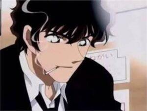 【コナン】揺れる警視庁の萩原の声優は誰?アニメは何話?漫画は何巻?