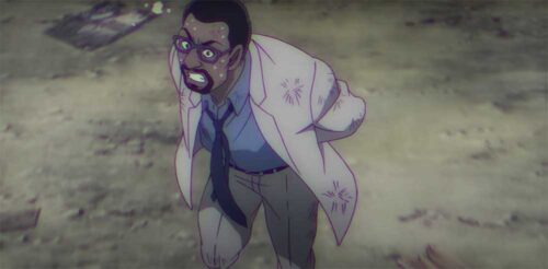 【コナン】映画「緋色の弾丸」のあらすじネタバレと感想!犯人は誰?