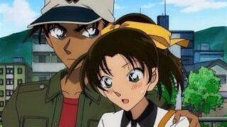 【コナン】平次と和葉の登場回が人気!ラブコメ回はアニメ何話?