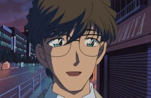 【コナン】新出先生のアニメ登場回は?ベルモットの変装はいつから?