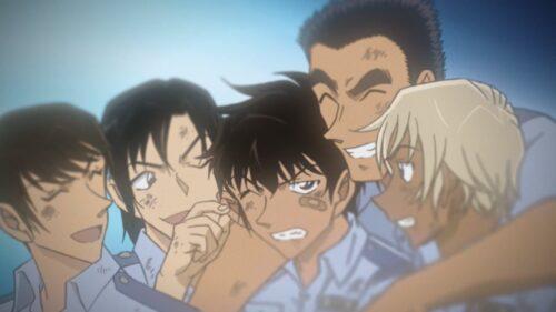 【コナン】警察学校組の登場回はアニメ・漫画の何話?死亡順の時系列も!
